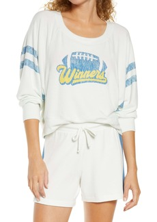 Chaser Winners Football Pullover