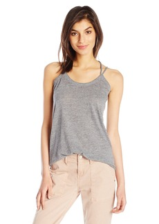 CHASER Women's Triblend Jersey Double Strap Tank