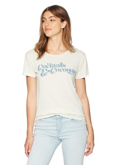 CHASER Women's Vintage Jersey Everybody TEE  L