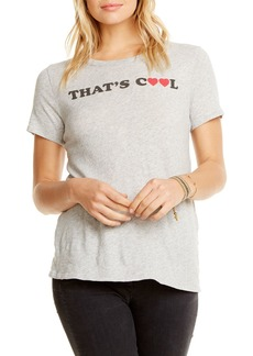 Chaser Cool Hearts Cotton Tee