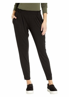 Chaser Cool Jersey Paper Bag Waist Pants