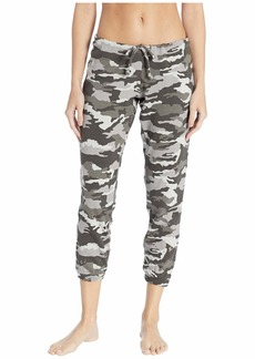 Chaser Cotton Fleece Relaxed Lounge Pants