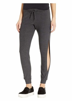 Chaser Cozy Knit Open Vent Jogger