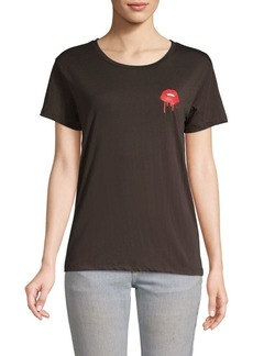 Chaser Graphic Cotton-Blend Tee