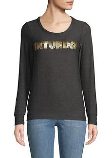 Chaser Graphic Roundneck Sweatshirt