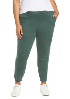 Plus Size Women's Chaser French Terry Joggers