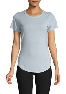 Chaser Short-Sleeve Cotton Blend Tee