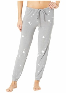 Chaser Stars Cozy Knit Lounge Pants