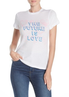 Chaser The Future is Love Short Sleeve T-Shirt