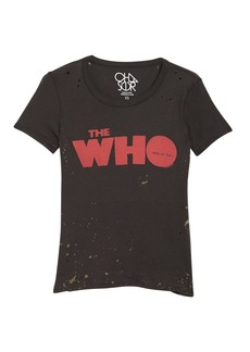 Chaser The Who Graphic T-Shirt