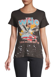 Chaser The Who Live In Concert '82 T-Shirt