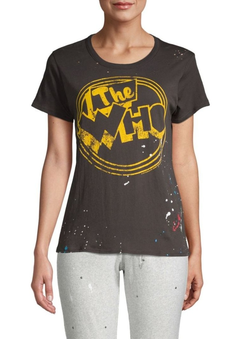 Chaser The Who Retro Graphic Tee