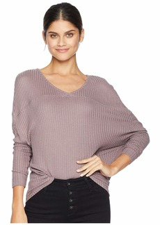 Chaser Thermal Long Sleeve Crossover Yoke Dolman