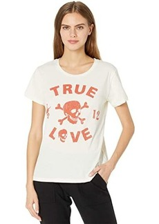 """Chaser """"True Love"""" Recycled Vintage Jersey Everybody Tee"""