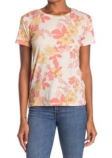 Chaser Vintage Floral T-Shirt