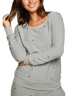 Women's Chaser Embroidered Lounge Sweatshirt