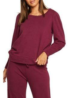 Women's Chaser Puff Sleeve Sweatshirt