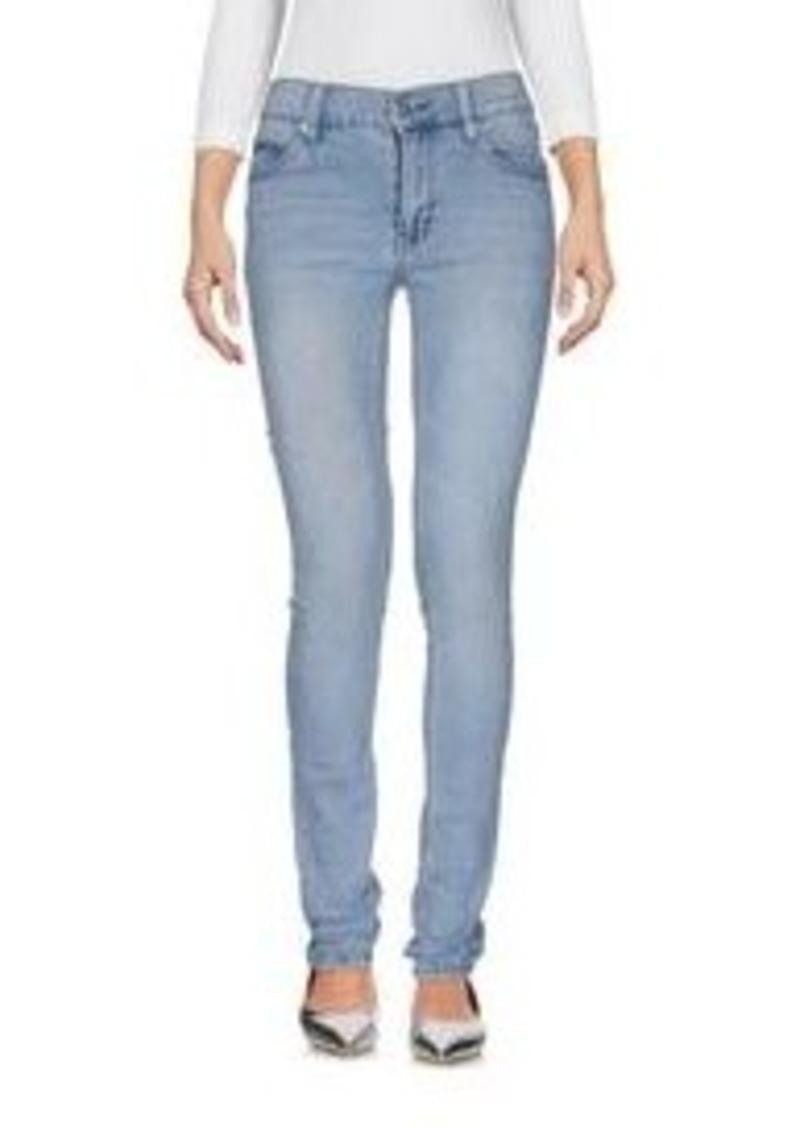 Cheap Monday CHEAP MONDAY - Denim pants | Denim - Shop It ...