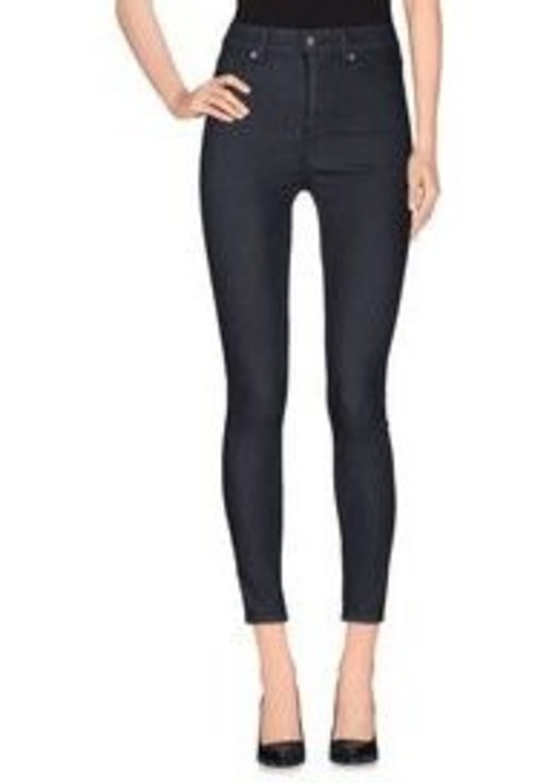 Cheap Monday CHEAP MONDAY - Denim pants | Denim - Shop It ...