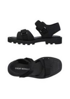 CHEAP MONDAY - Sandals