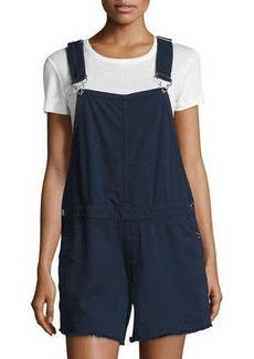 Cheap Monday Cut-Bib Short Overalls