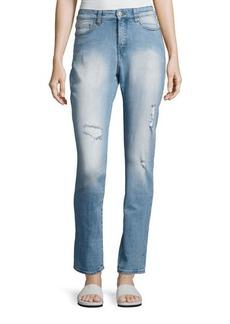 Cheap Monday Donna High-Rise Straight-Leg Jeans