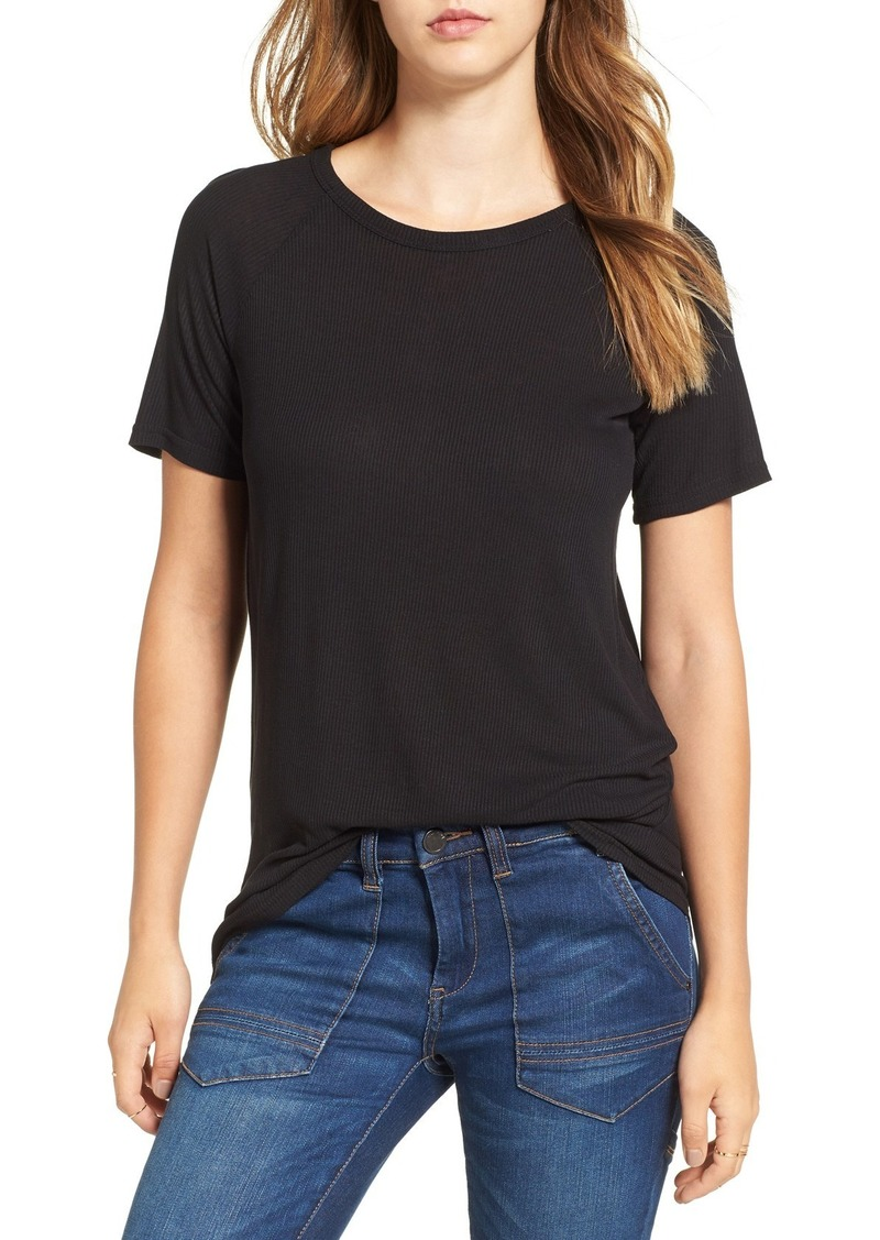 Cheap Monday Ribbed Open Back Top