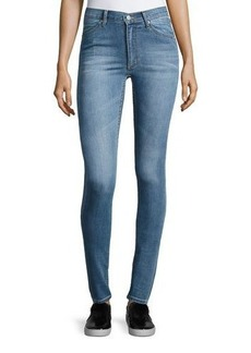 Cheap Monday Second Skin High-Waist Skinny Jeans