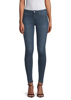 Cheap Monday Mid-Rise Stretch Skinny Jeans