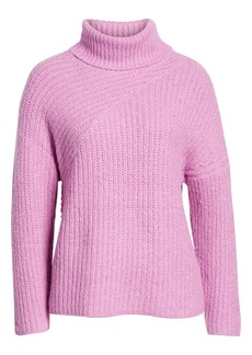 Chelsea28 Cozy Chunky Turtleneck Sweater