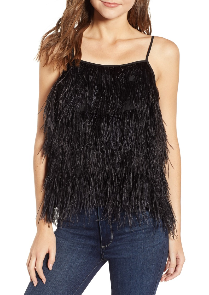 Chelsea28 Feather Camisole