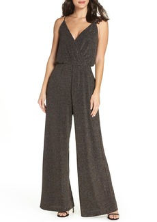 Chelsea28 Holiday Metallic Jumpsuit (Regular & Petite)