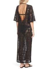 f95fdc665e Chelsea28 Chelsea28 Lace Cover-Up Maxi Dress   Swimwear