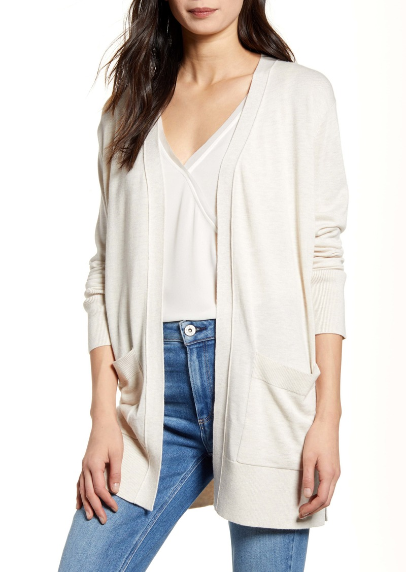 Chelsea28 Lightweight V-Neck Cardigan