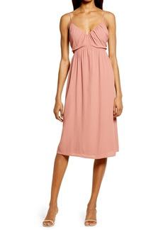 Chelsea28 Sleeveless Tie Back Dress