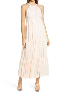Chelsea28 Tiered Chiffon Dress