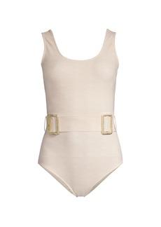 Chiara Boni La Petite Robe Agrippina One-Piece Swimsuit