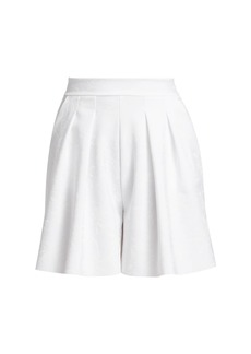 Chiara Boni La Petite Robe Charlee Floral Shorts