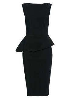 Chiara Boni La Petite Robe Keleigh Peplum Body-Con Dress