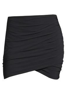 Chiara Boni La Petite Robe Ebi Wrap Skirt