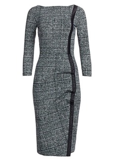 Chiara Boni La Petite Robe Rosmarijn Checked Dress