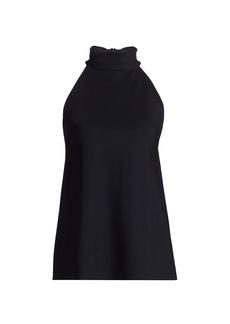 Chiara Boni La Petite Robe Tiffy Halter Blouse