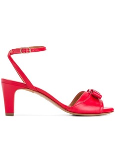 Chie Mihara bow front ankle strap sandals