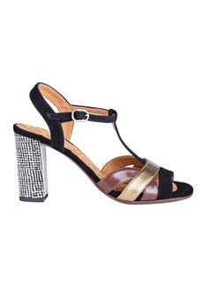 Chie Mihara Color-block Sandals