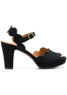Chie Mihara Evolet heeled sandals - Black