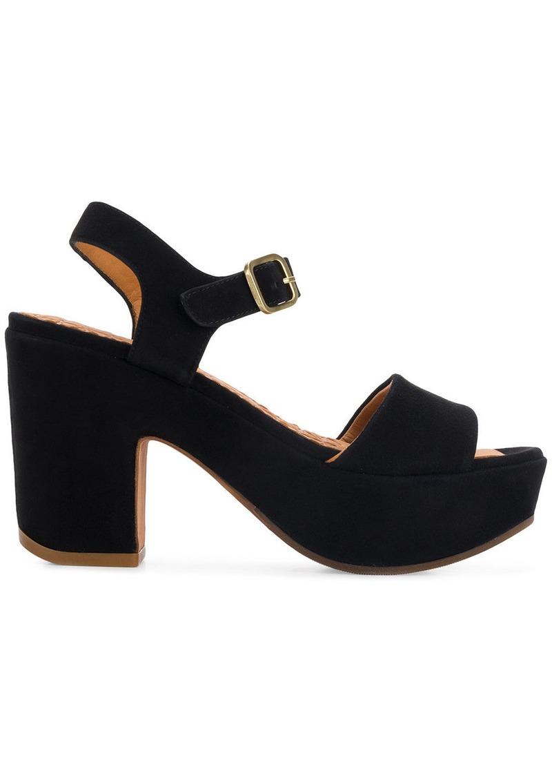 a156c6cd551 Chie Mihara Chie Mihara Fugile chunky sandals - Black
