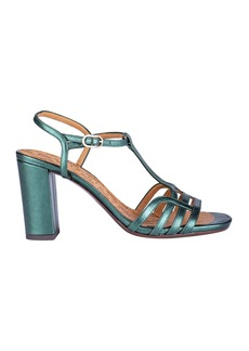 Chie Mihara High-block Heel Sandals