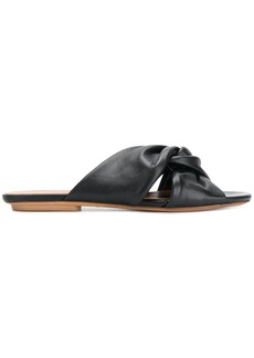 Chie Mihara knot front sandals
