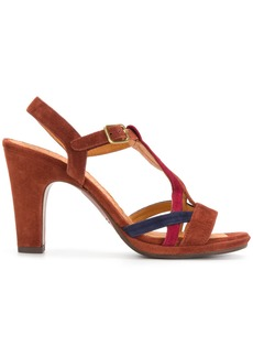 Chie Mihara open toe heeled sandals - Brown