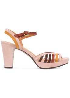 Chie Mihara strappy block heel sandals